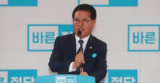 정운천 바른정단 최고위원. [사진 연합뉴스]