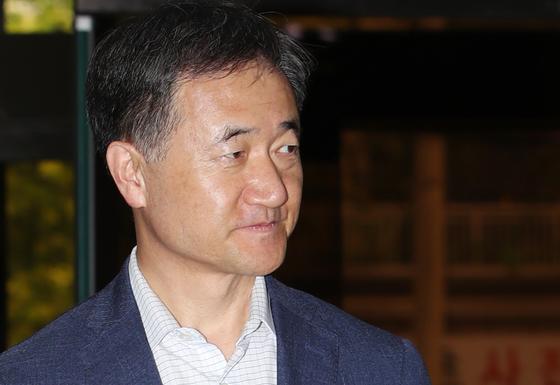 박능후 보건복지부 장관 후보자 [연합뉴스]