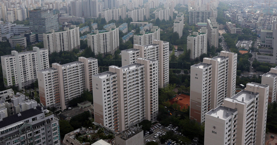 아파트 자료사진. [중앙포토]