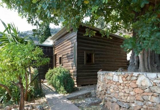 현대 건축의 거장 르 코르뷔지에가 노후를 보낸 프랑스 카바농. 13㎡ 오두막이다. [사진 코바나컨텐츠]