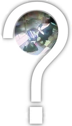 사진은 범행 당시 엘리베이터 CCTV에 찍힌 K양(오른쪽)과 놀이터에서 K양에게 유괴된 뒤 살해된 초등생.