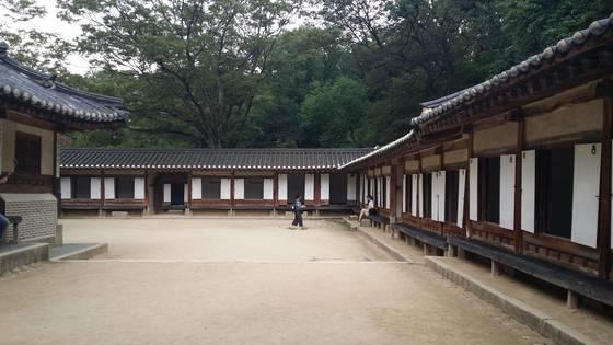 창덕궁 연경당의 모습. [사진 손웅익]