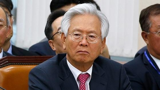 고영주 방송문화진흥외 이사장. [중앙포토]