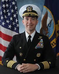 브래드 쿠퍼 주한 미 해군사령관. [사진 미 해군]