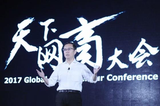 다니엘 장 알리바바그룹 CEO. [사진 알리바바]