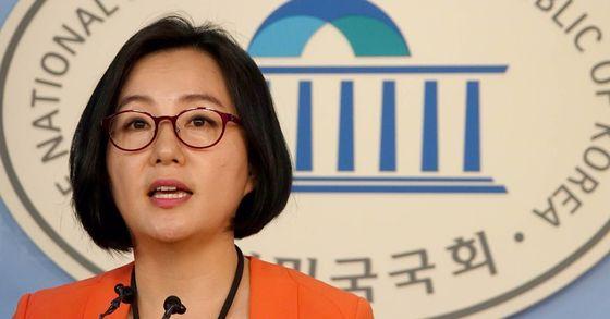 더불어민주당 제윤경 원내대변인. [사진 연합뉴스]
