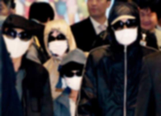 탈북자 가족 자료사진. 해당 기사 내용과 관련 없음. [중앙포토]