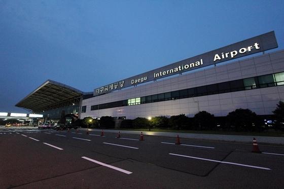 대구국제공항. [중앙포토]