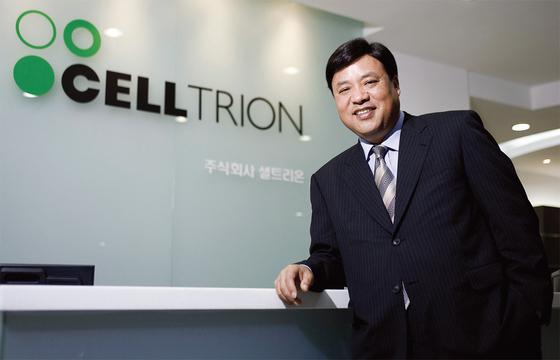 서정진 셀트리온 회장.