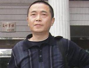 중국의 인권운동가 황치. [인터넷 매체 류쓰톈왕 홈페이지]