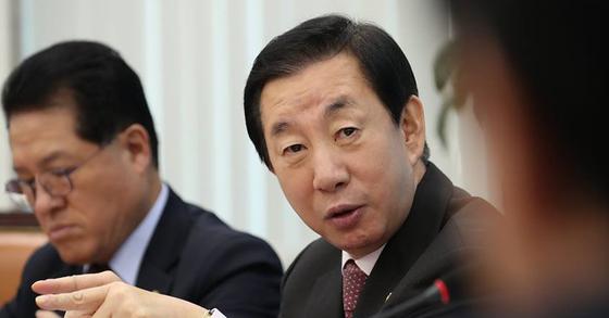 김성태 자유한국당 의원. [김성태 의원 페이스북]