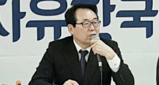송태영 자유한국당 충북도당 위원장. [사진 송태영 위원장 페이스북]
