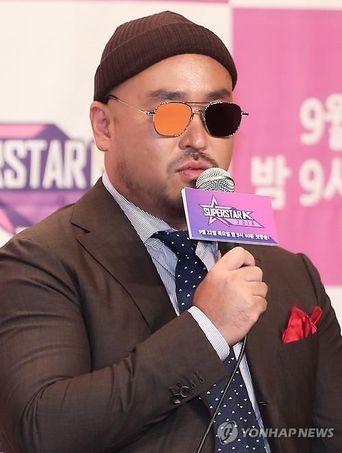 가수 길씨가 음주운전 혐의로 재판에 넘겨졌다. [연합뉴스]