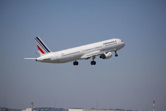 에어프랑스 항공기