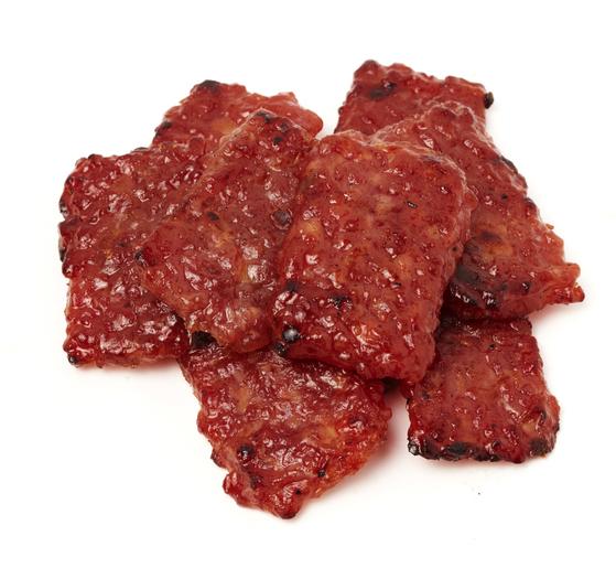 햄, 소시지는 물론 육포 등 육가공품은 반입이 금지돼 있다.