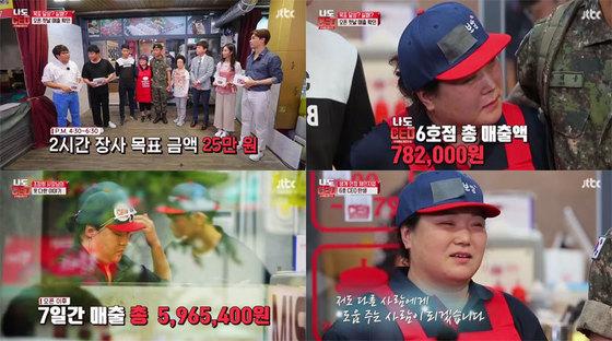 [사진 JTBC '나도 CEO' 방송 캡쳐]