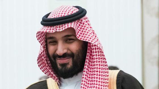 사우디아라비아의 무함마드 빈 살만(32) 왕세자. [사진 더타임스]