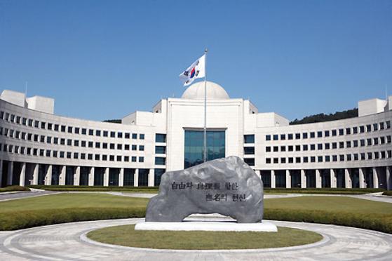 국가정보원 전경 자료사진. [중앙포토]