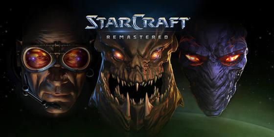 8월 15일 출시되는 PC 게임 '스타크래프트:리마스터'. (왼쪽부터) 테란·저그·프로토스 종족.