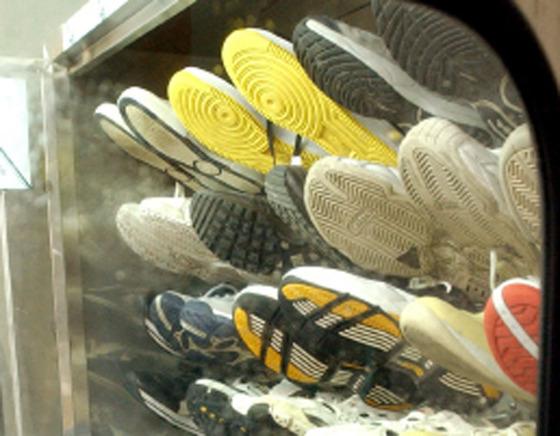 신발빨래방 자료 사진. [사진 중앙포토]