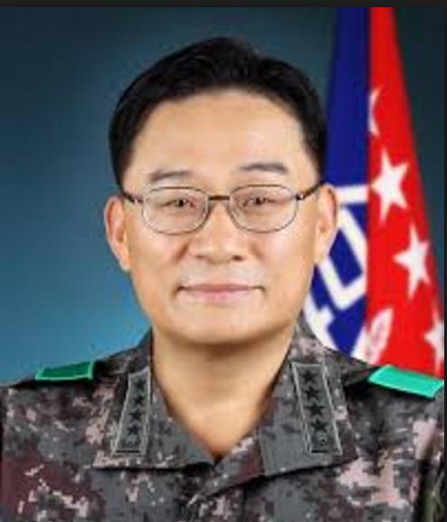 박찬주 제2작전사령관(육군 대장).