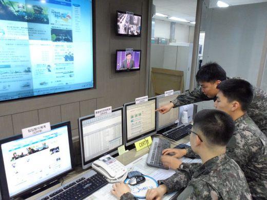 사이버 공격은 지금 이순간에도 이뤄지고 있다. [사진 중앙포토]