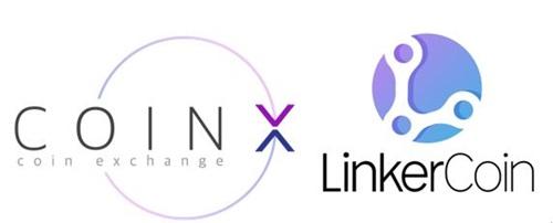 코인엑스 공식 홈페이지, 링커코인 공식 홈페이지