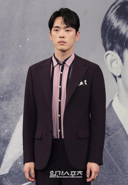 20일 MBC `시간` 제작발표회에서 김정현. [사진 일간스포츠]