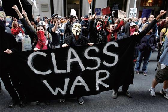2011년 미국 보스턴에서 열린 '아큐파이 월스트리트' 집회. / 사진:연합뉴스