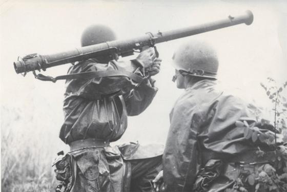 6·25 전쟁 발발 뒤 처음으로 한반도에 파견한 대대급 미 지상군 부대인 스미스 부대.