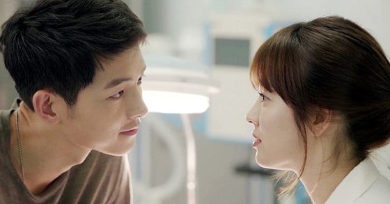 Photo from 'Descendants of the Sun' Screenshot