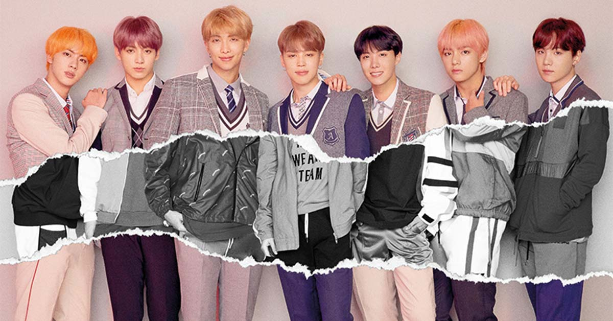 Photo from BTS official site