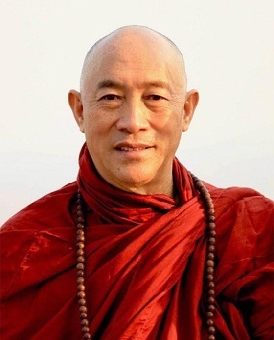 세계통합불교 운동을 펼치며 전세계 50만 불자의 후원을 받고 있는 대만의 심도 선사. [중앙포토]