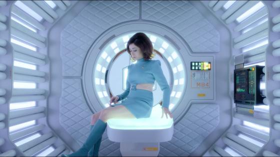 SF 옴니버스 드라마 '블랙 미러'의 시즌4 첫번째 에피소드 'USS칼리스터'의 한 장면. 이 작품은 올 해 에미상 텔레비전 무비 부문 작품상 후보에 올랐다. [사진 넷플릭스]