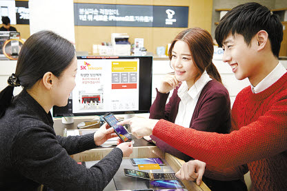T는 고객 니즈에 맞춘 상품과 서비스로 15년 연속 1위 자리를 유지했다.