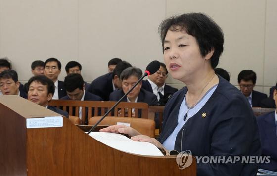 황수경 전 통계청장. [연합뉴스]