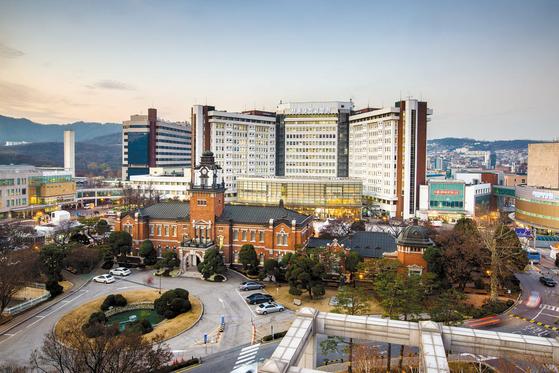서울대학교병원은 선도적으로 기술역량을 강화하고 정부 정책에 적극 협력하고 있다.