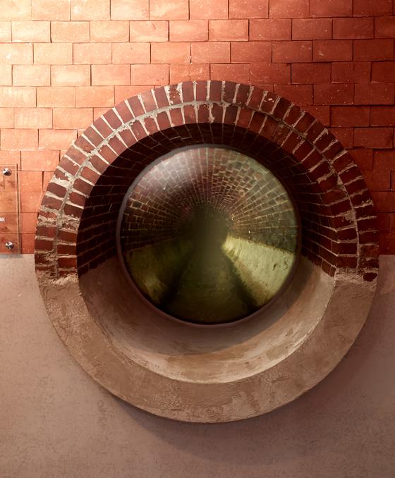 남대문로 지하 배수로는 서울특별시 기념물 제39호로 지정됐다.