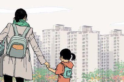 육아와 일을 병행해야 한다는 것은 아이에게도 부모에게도 쉽지 않은 일이다. 맞벌이 부부에게 현실적인 도움이 되는 대책이 마련되었으면 한다. [일러스트=김회룡 기자]
