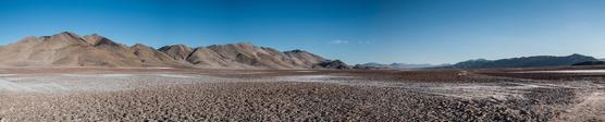 포스코가 리튬 생산을 위해 광산권을 확보한 아르헨티나 '옴브레 무에르토(Hombre Muerto)' 염호. [사진 포스코]