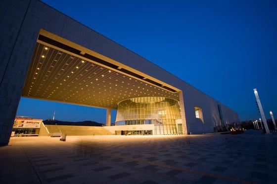 서울시 용산구에 위치한 국립중앙박물관 [사진 국립중앙박물관]