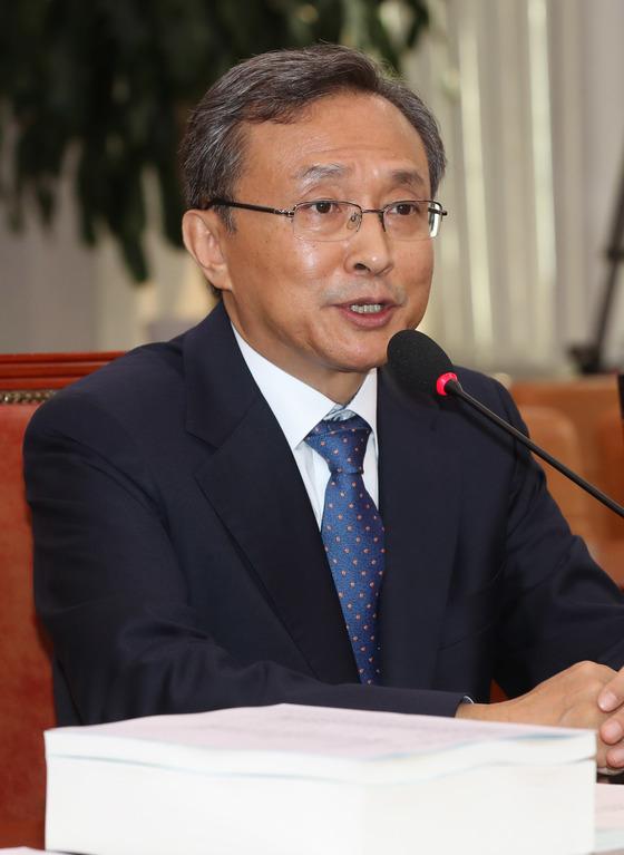 새 헌재소장 후보에 유남석···사법 투톱 다 우리법연구회
