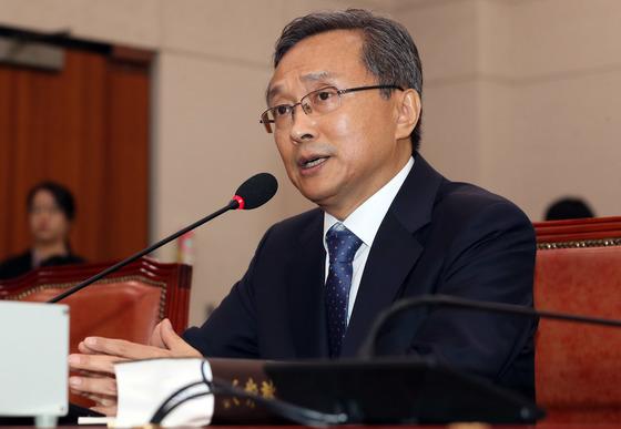 신임 헌재소장 후보에 유남석···사법 투톱 모두 우리법 출신