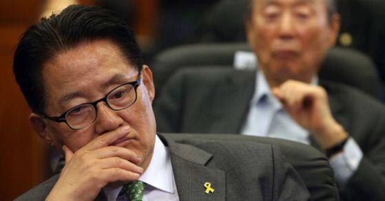 """박지원 """"北 버티기-美 되받아치기 충돌…文 길잡이 역할 필요"""""""