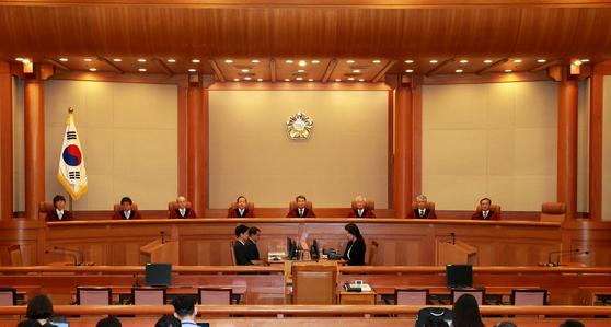 헌재 국정원 패킷감청은 국민 기본권 침해한다