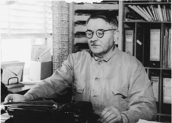 레고를 창업한 올레 키르크 크리스티안센.
