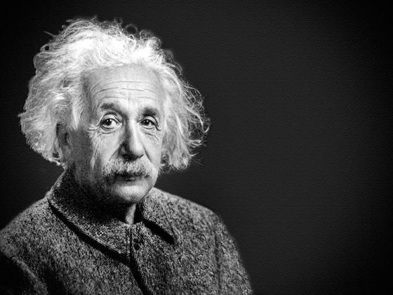 20세기 최고의 천재 알베르트 아인슈타인. [사진 픽사베이]