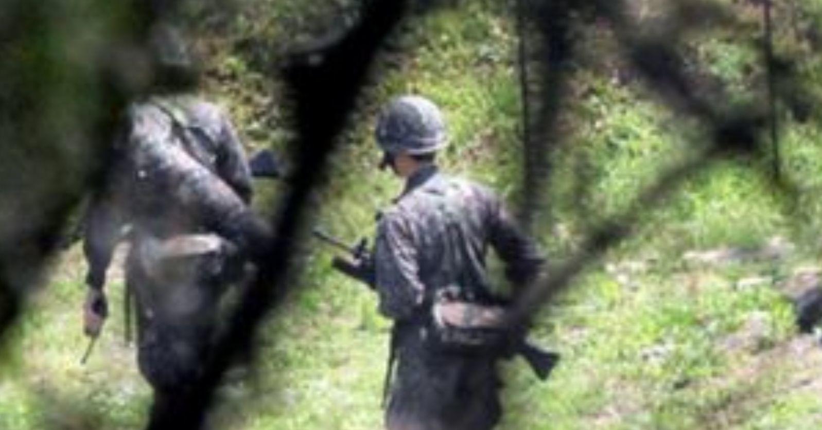 10월 전역이 예정된 병사들부터 단계적으로 복무기간을 단축한다. [중앙포토]