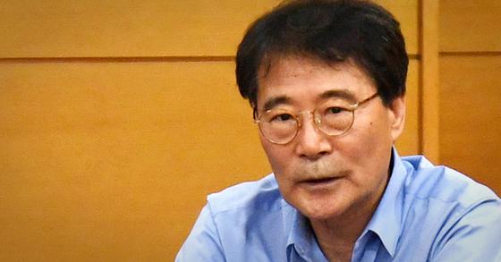 장하성 청와대 정책실장. [사진 기획재정부]