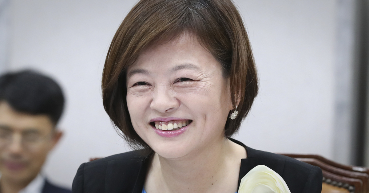 진선미 여성가족부 장관 후보자. [중앙포토]